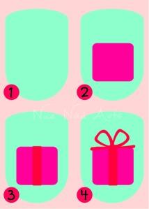 nagels cadeautje