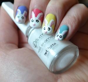 haasjes nail art