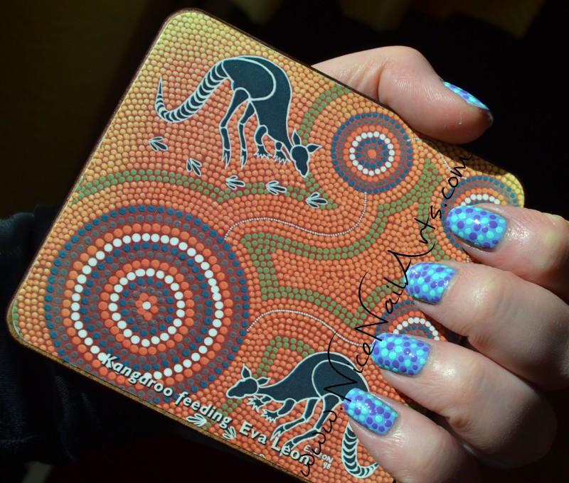 aurstralie nail art