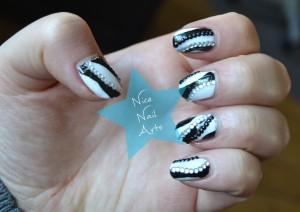 black&white ster