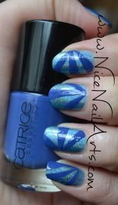 blauwe lazers
