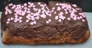 cake klaar