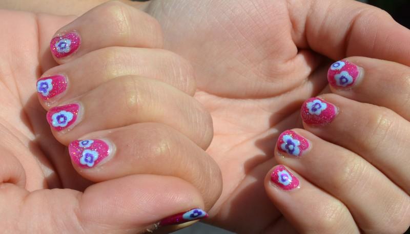 daphne nail art2